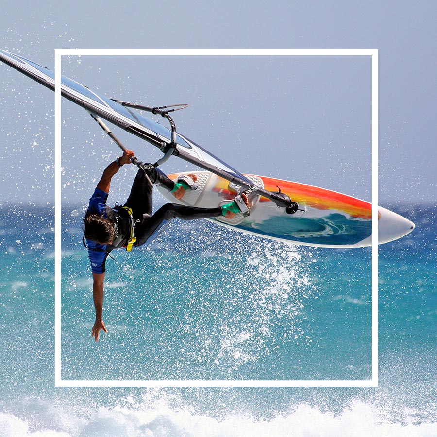 Windsurfing Spots in Greece
