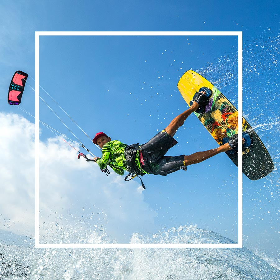 Kitesurf Spots in Greece