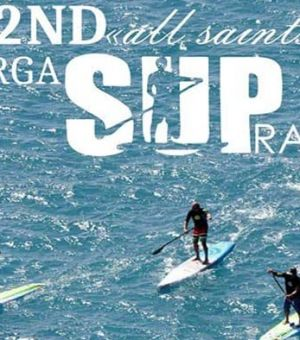 2nd ALL SAINTS PARGA SUP RACE