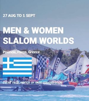 IFCA MEN & WOMEN SLALOM WORLDS