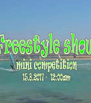 FREESTYLE SHOW & MINI COMPETITION