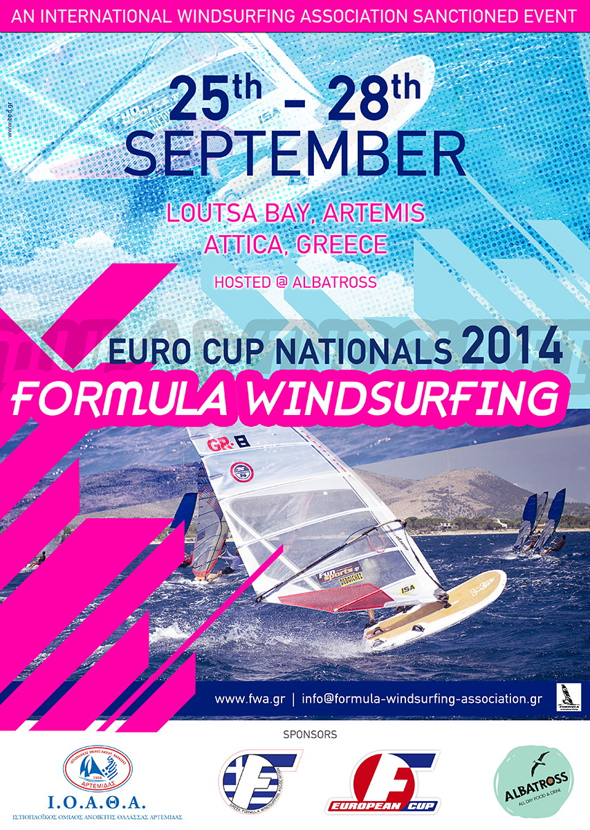 EUROCUP NATIONALS FORMULA WINDSURFING