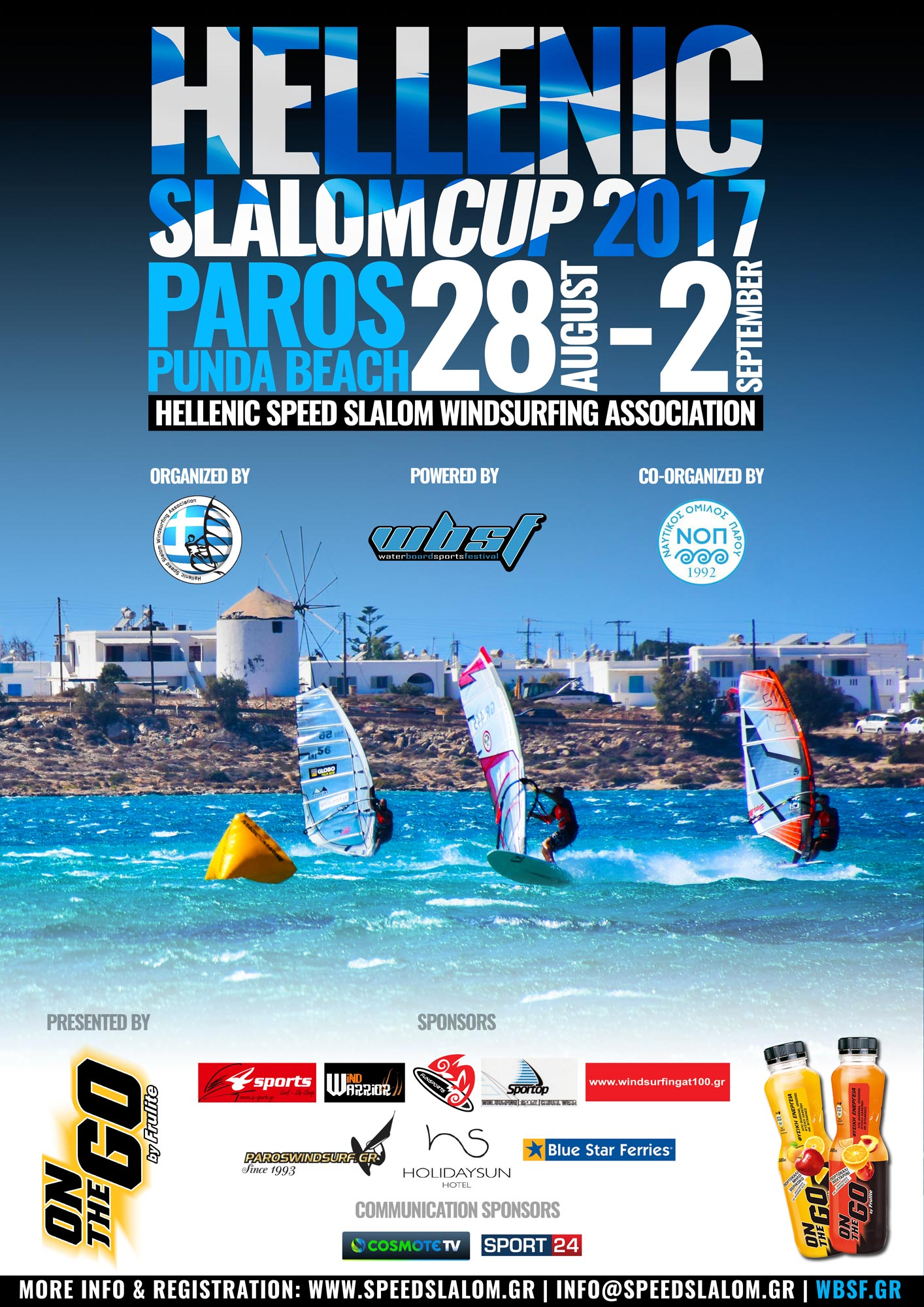HELLENIC SLALOM CUP